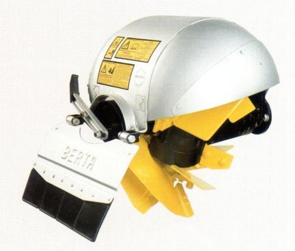 Aratro rotativo berta per motocoltivatore ver for Aratro per motocoltivatore goldoni