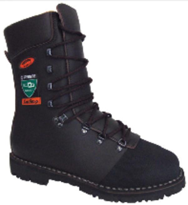 new product bb435 5cf32 Scarpone con protezione antitaglio Protezione del Corpo Treemme