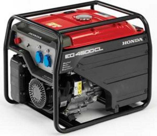 Generatore di corrente honda eg 4500 gruppi elettrogeni honda for Generatore di corrente honda usato