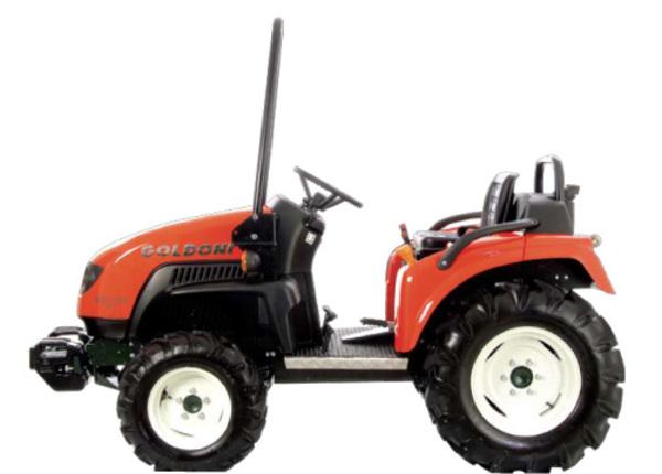 Trattore goldoni boxter 25 trattori agricoli goldoni for Romana diesel trattori usati