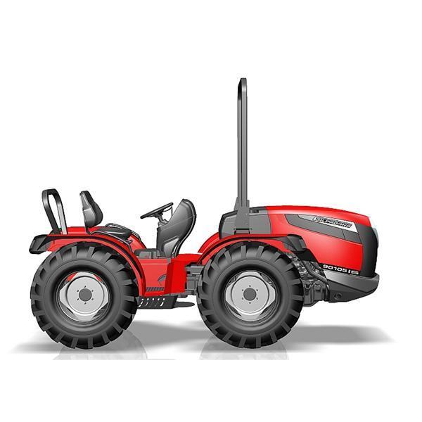 Trattori VALPADANA serie 9000 IS Trattori Agricoli Valpadana