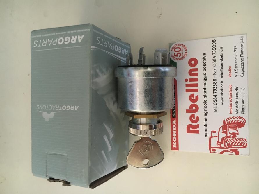 Blocco accensione trattori valpadana serie 4600 ricambi for Ricambi valpadana